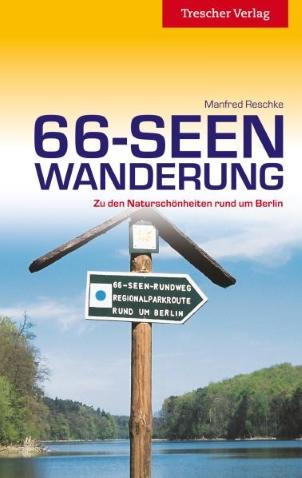 Die 66-Seen-Wanderung - von Manfred Reschke - Brandenburg ...
