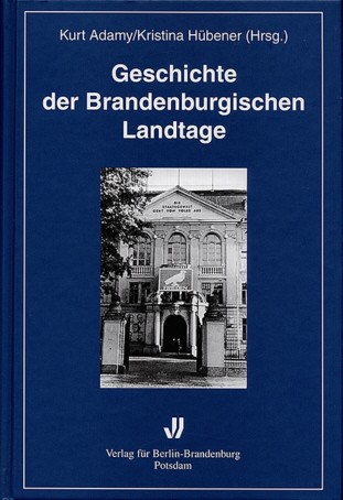 Geschichte der Brandenburgischen Landtage