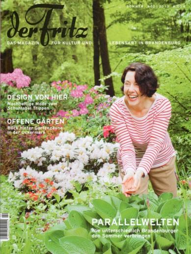 der Fritz - Heft 2 / 2013