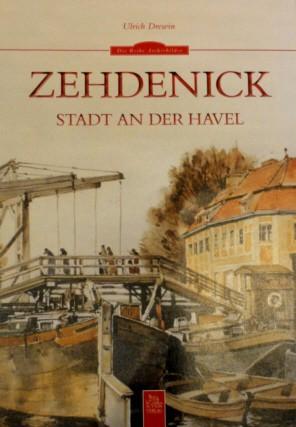 Zehdenick. Stadt an der Havel