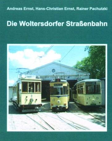 Die Woltersdorfer Straßenbahn