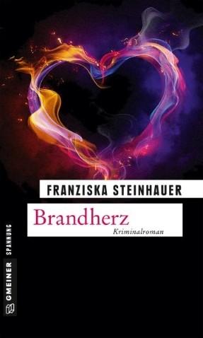 Brandherz. Kriminalroman