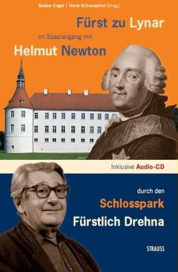 Fürst zu Lynar im Spaziergang mit Helmut Newton