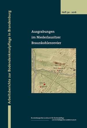 Ausgrabungen im Niederlausitzer Braunkohlenrevier