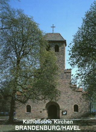 Katholische Kirchen Brandenburg / Havel