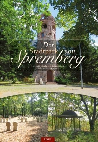 Der Stadtpark von Spremberg