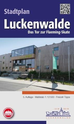 Stadtplan Luckenwalde 1:12 500