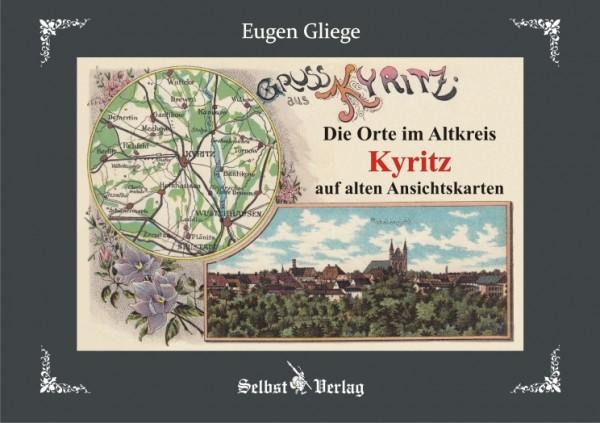 Die Orte im Altkreis Kyritz auf alten Ansichtskarten
