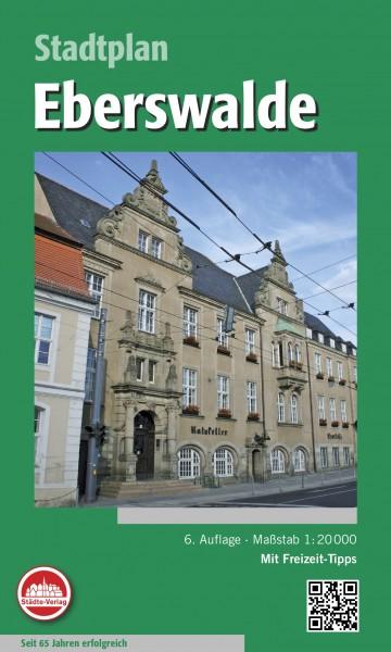 Stadtplan Eberswalde 1:20 000