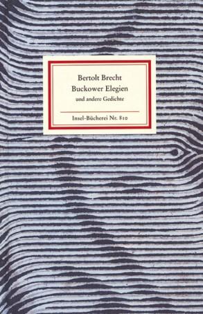 Buckower Elegien