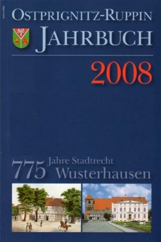 Jahrbuch Ostprignitz-Ruppin 2008