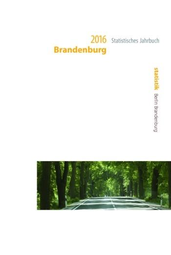 Statistisches Jahrbuch Brandenburg 2016