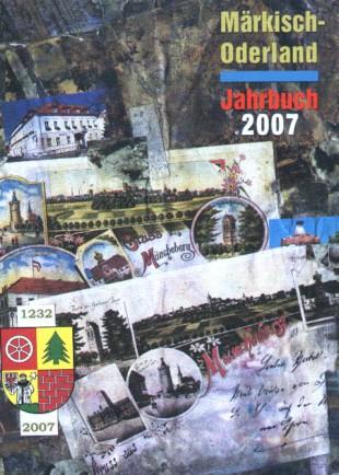 Landkreis Märkisch-Oderland - Jahrbuch 2007