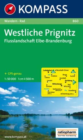 Westliche Prignitz / Flusslandschaft Elbe-Brandenburg