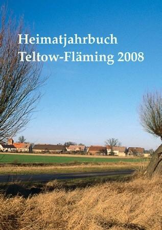 Heimatjahrbuch Teltow-Fläming 2008