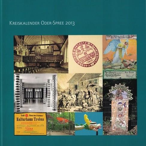 Kreiskalender Oder-Spree 2013