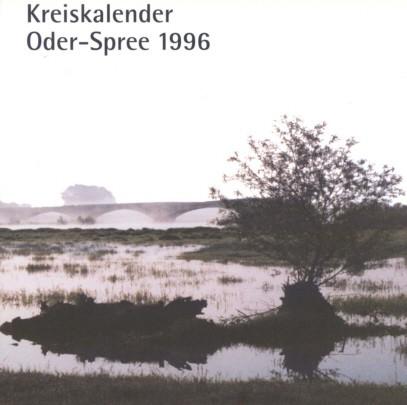 Kreiskalender Oder-Spree 1996