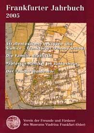 Frankfurter Jahrbuch 2005