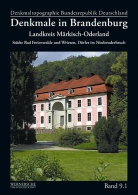 Denkmale in Brandenburg. Landkreis Märkisch-Oderland