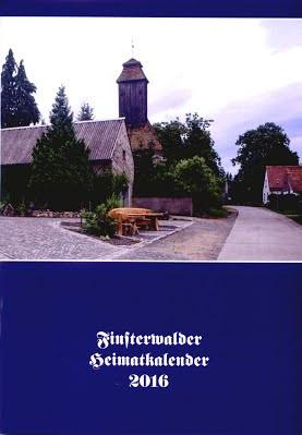 Finsterwalder Heimatkalender 2016