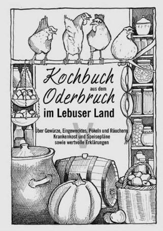 Kochbuch aus dem Oderbruch im Lebuser Land - Band 5