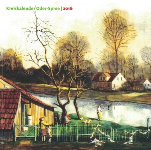 Kreiskalender Oder-Spree 2016
