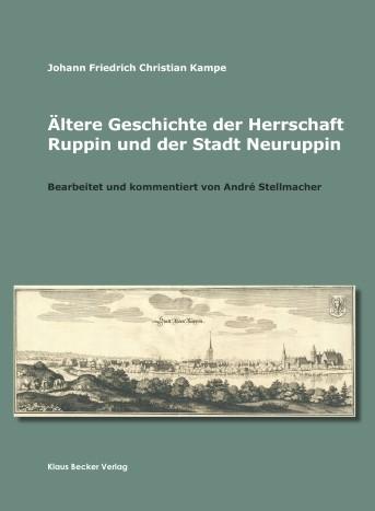 Ältere Geschichte der Herrschaft Ruppin und der Stadt Neuruppin