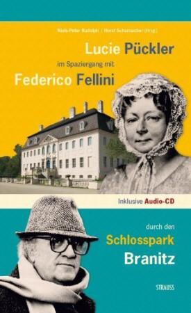 Lucie Pückler im Spaziergang mit Federico Fellini