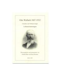 Otto Wallach 1847-1931
