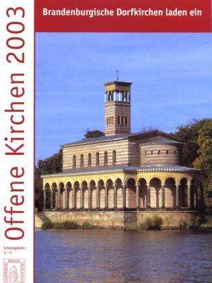Offene Kirchen 2003