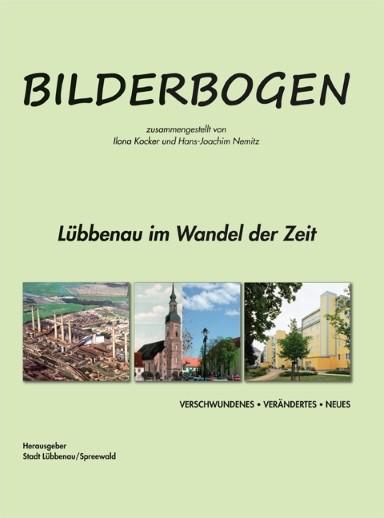 Bilderbogen Lübbenau im Wandel der Zeit