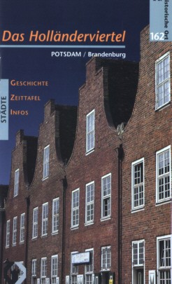 Das Holländerviertel in Potsdam