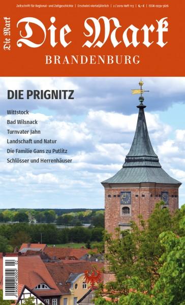 Die Prignitz - Die Mark Brandenburg - Heft 113