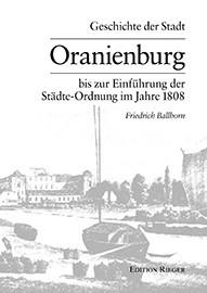 Geschichte der Stadt Oranienburg