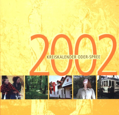 Kreiskalender Oder-Spree 2002
