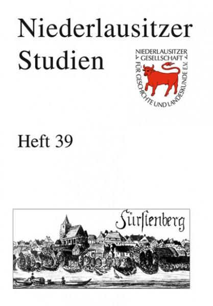 Niederlausitzer Studien - Heft 39