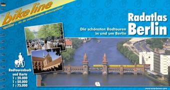 Radatlas Berlin 1: 20 / 50 / 75 000