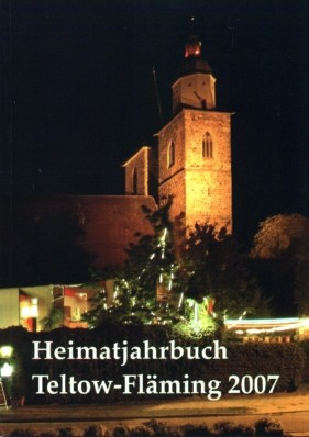 Heimatjahrbuch Teltow-Fläming 2007