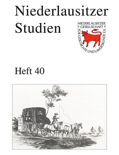 Niederlausitzer Studien - Heft 40 / 2014
