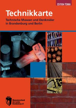 Technikkarte Brandenburg
