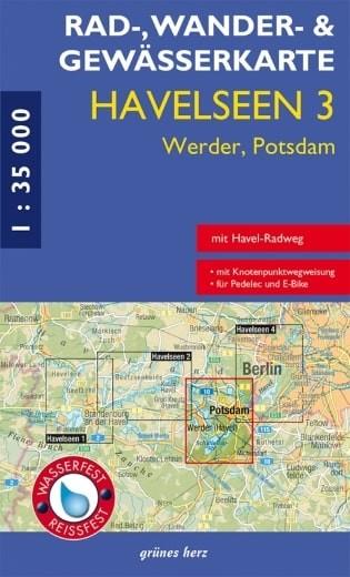 Havelseen 3 - Werder-Potsdam