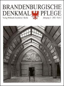 Brandenburgische Denkmalpflege 2002 - Heft 2