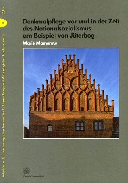 Denkmalpflege vor und in der Zeit des Nationalsozialismus