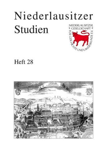 Niederlausitzer Studien - Heft 28 / 1997