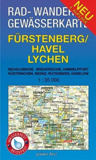Fürstenberg / Havel - Lychen