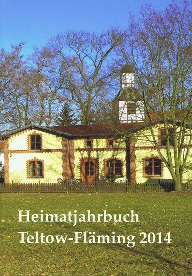Heimatjahrbuch Teltow-Fläming 2014