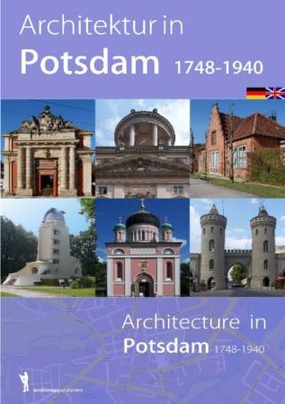 Faltkarte: Architektur in Potsdam 1748 - 1940