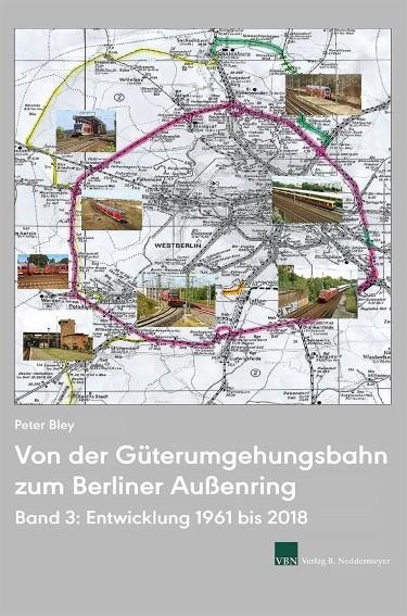 Von der Güterumgehungsbahn zum Berliner Außenring