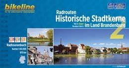 Radrouten Historische Stadtkerne in Brandenburg - Teil 2