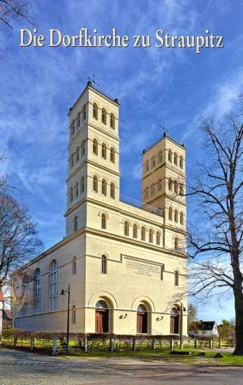 Die Dorfkirche zu Straupitz